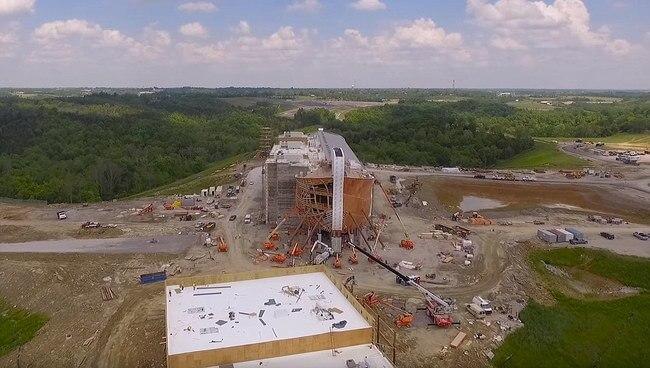 Huge life-size Noah's Ark 3