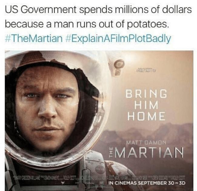 explain a film plot badly 5