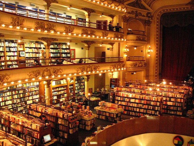 most beautiful bookshop in the world 2