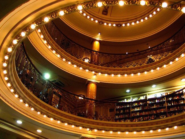 most beautiful bookshop in the world 4