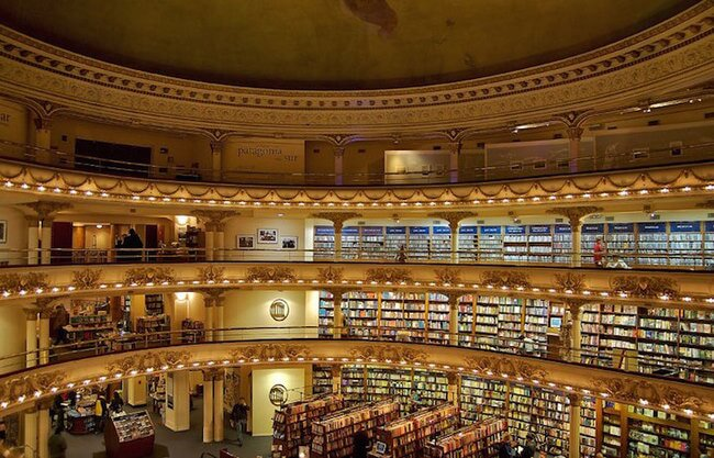 most beautiful bookshop in the world 5