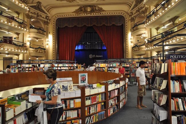 most beautiful bookshop in the world 6