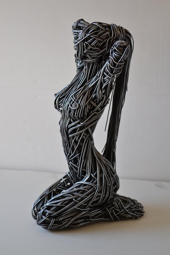wire sculptures 7