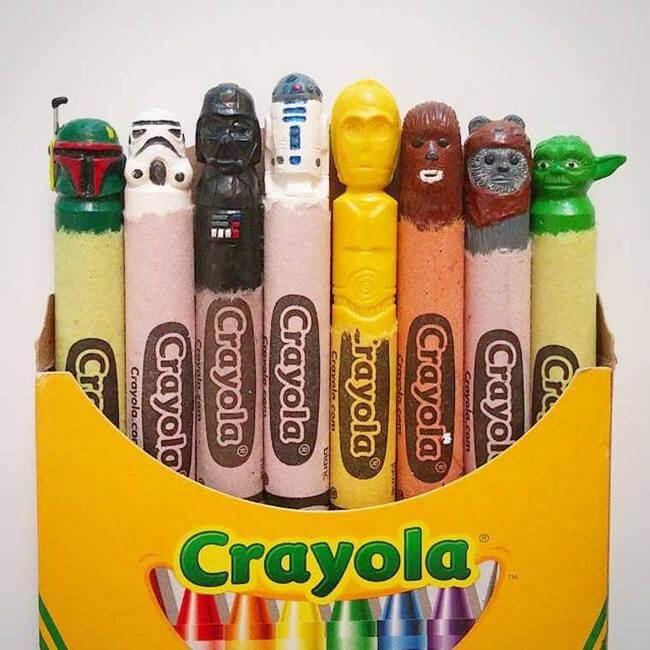 crayon figures 16