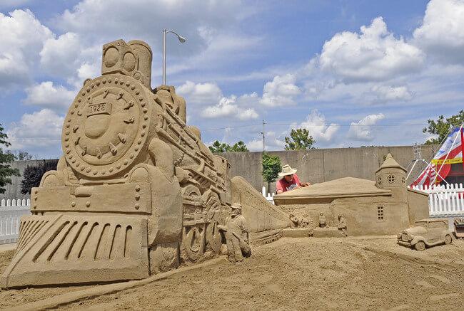 sand creation 6