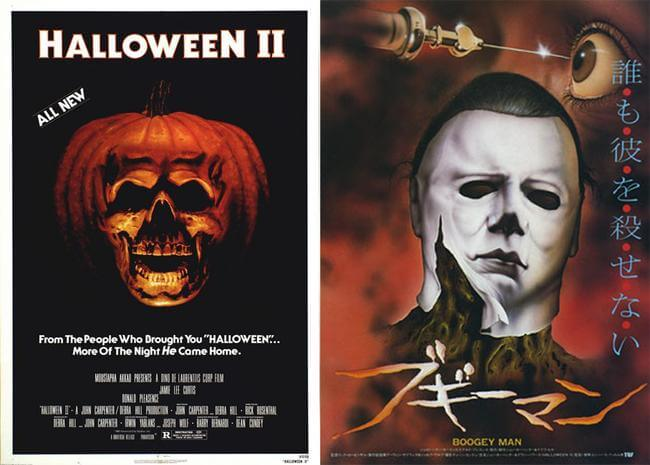 Iconic American Movie Posters Vs. Their Foreign Comparison 1