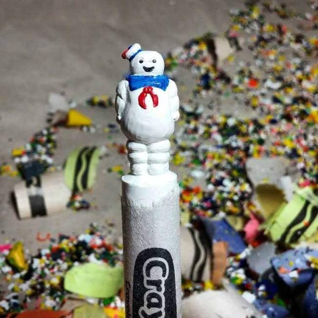 crayon art 27