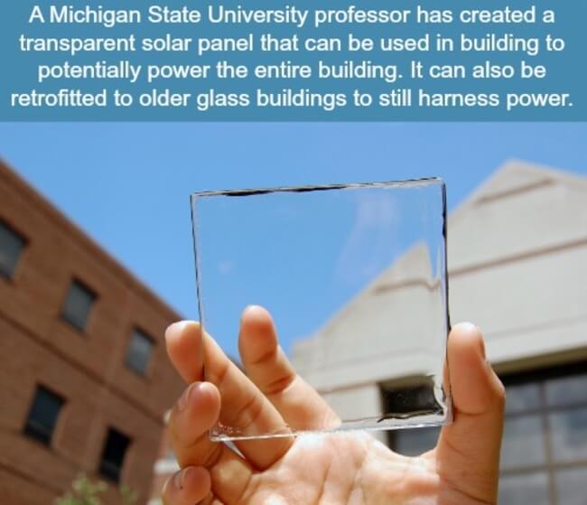 fully Transparent Solar Cell 1