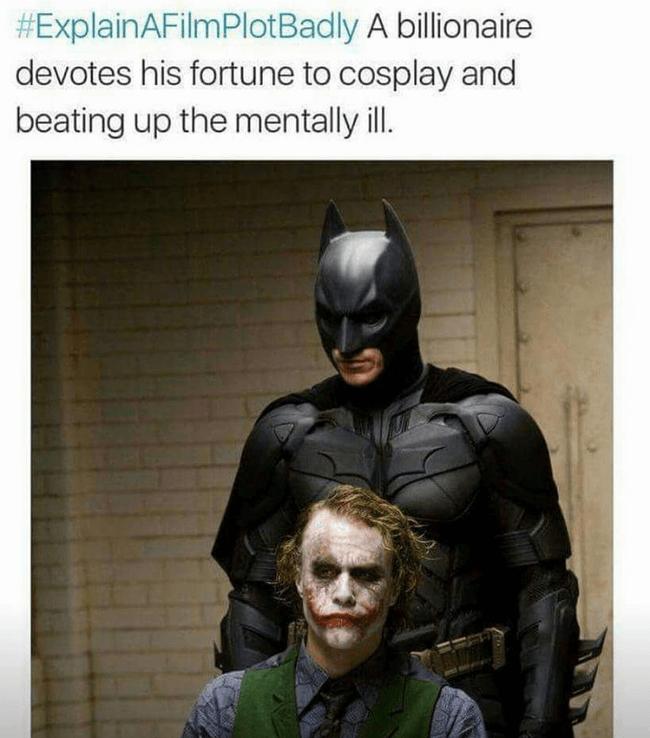 explain a film plot badly 1