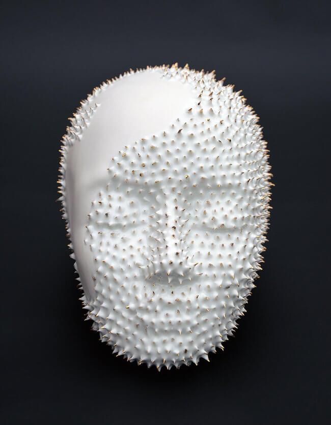 Juliette Clovis Creates Remarkable Porcelain Female Forms 8