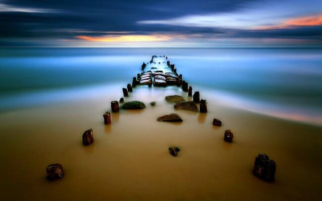 long exposure photography 14
