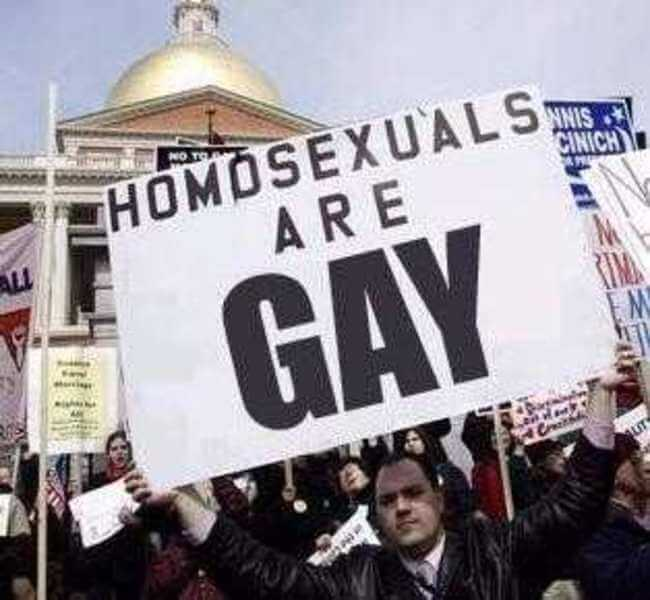 an essay on gay marriages and the discrimination against homosexuals If you're against gay marriage, is that the same as racism  emphasize this  distinction in their recent essay and book, what is marriage  why not consider  the perspective of the person targeted by the discrimination.