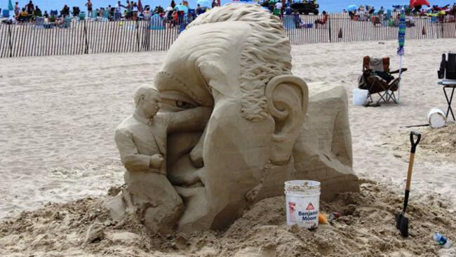 Výsledek obrázku pro amazing sand