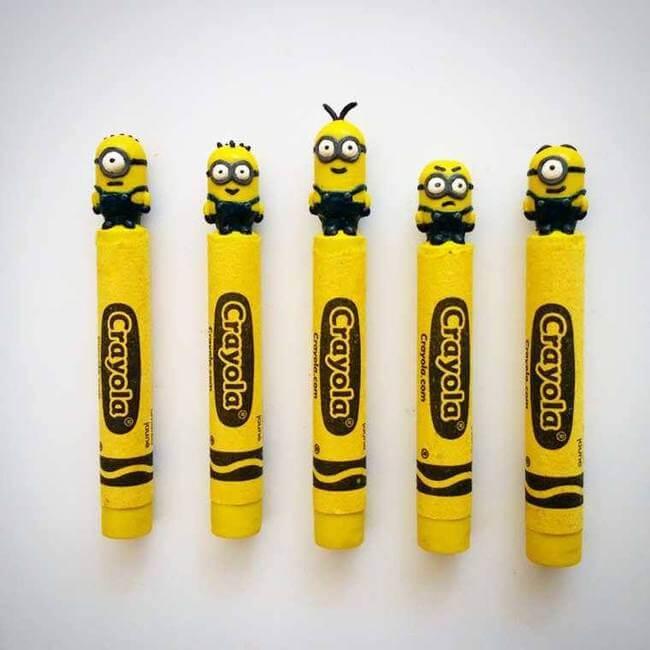 crayon sculptures 28