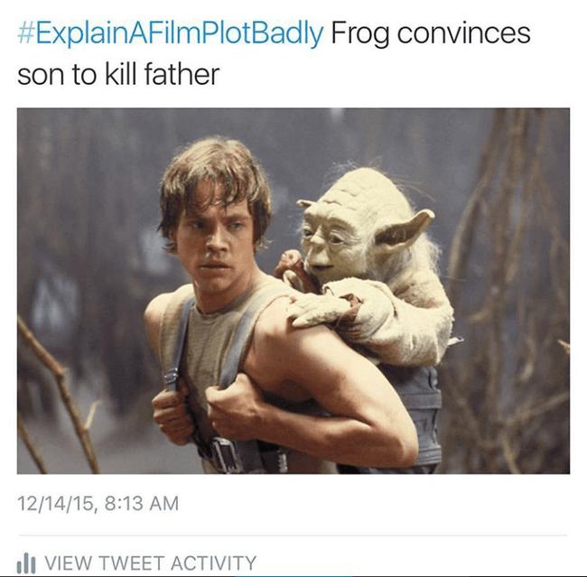 explain a film plot badly 2