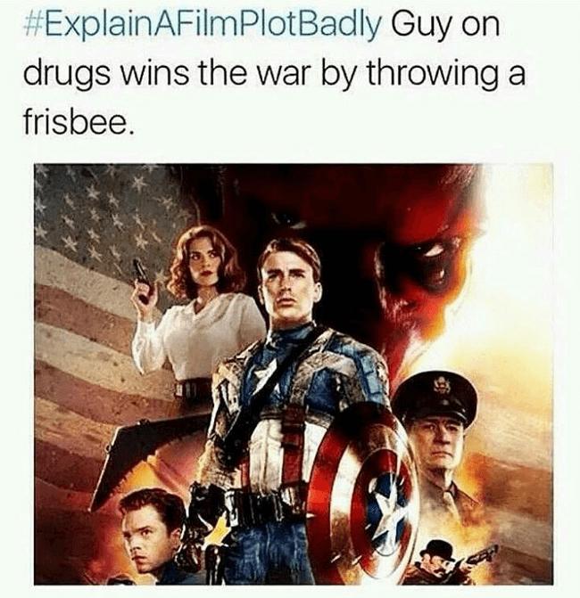 explain a film plot badly 9