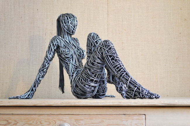 wire sculptures 3