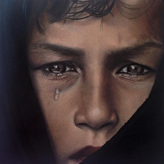 realistic paintings 9