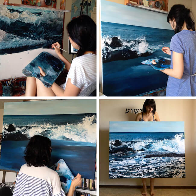 realistic paintings 2