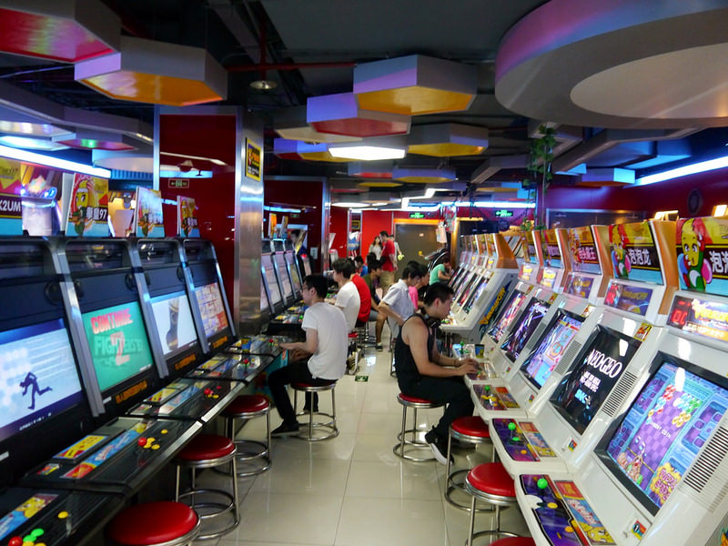 awesome arcade places 10