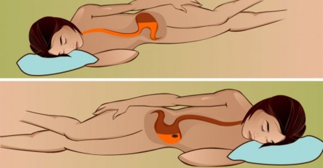 Benefits Of Sleeping On The Left Side Of Your Body 4