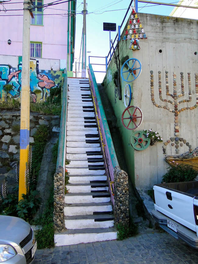 stairs art 3
