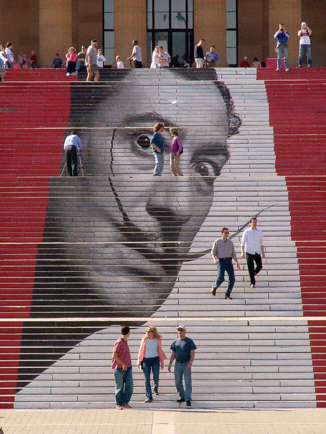 stairs art 4