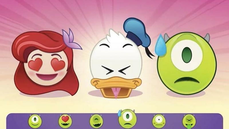 disney emojis feat
