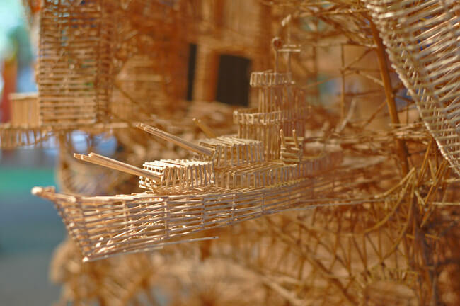 toothpick sculptures of san francisco 6
