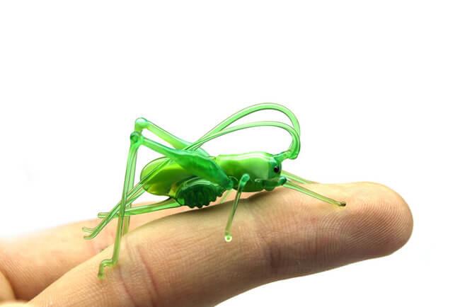 Handmade Glass Creatures 7
