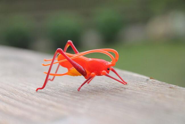 Handmade Glass Creatures 6