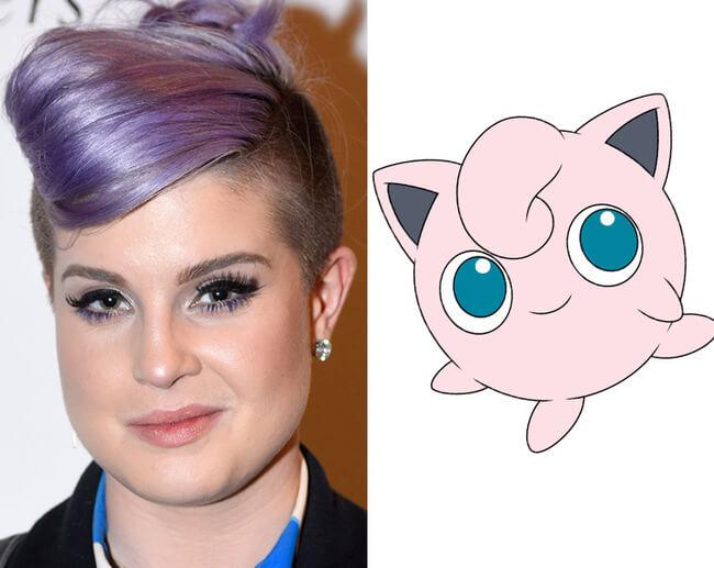 celebs look like pokemon 5