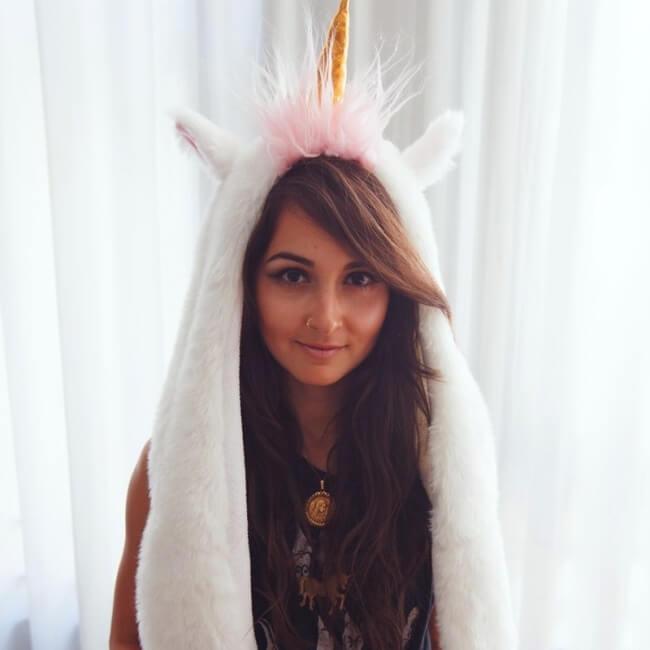 unicorn hood 2