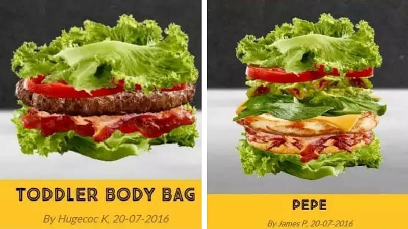 Mcdonalds Let The Internet Design Burgers This Was A Bad Idea