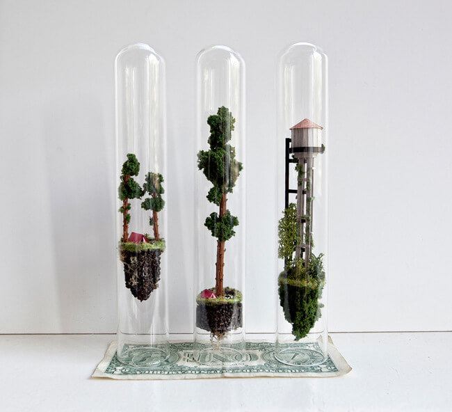test tube art 1