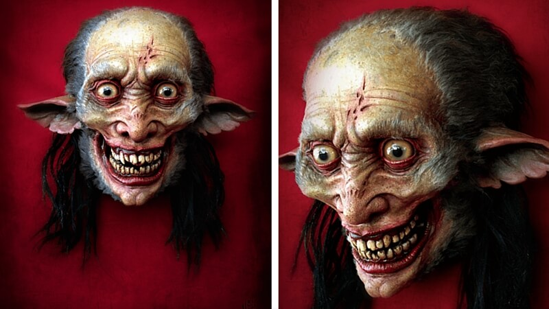 Artist Creates Monster Sculptures That Look So Real (1)
