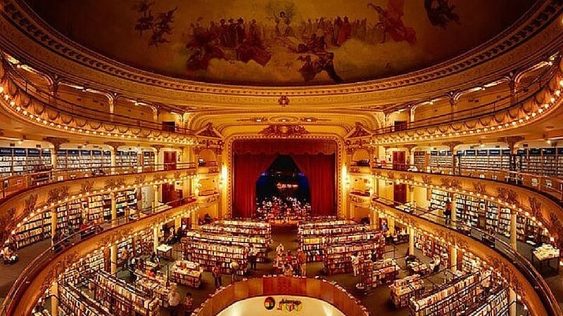 most beautiful bookshop in the world (1)