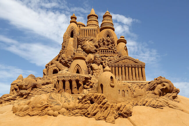 sand statues 2