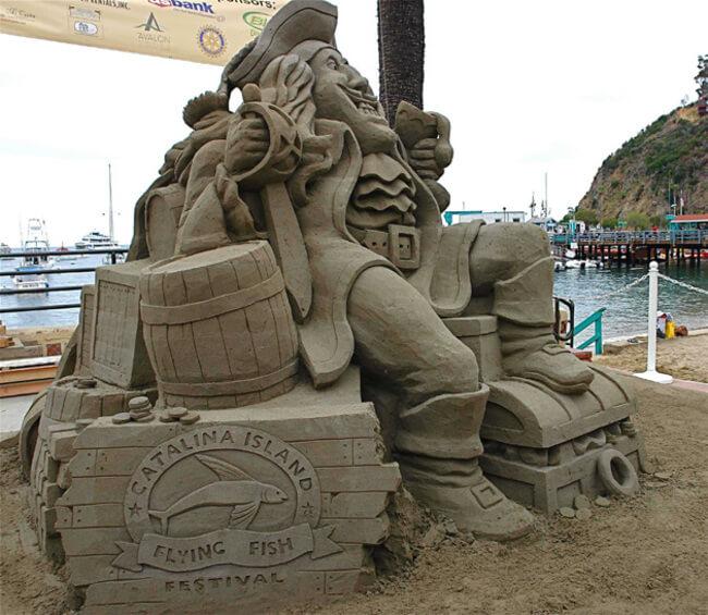 sand sculpture 14