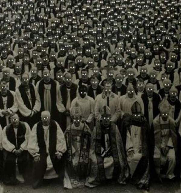 scary pics - cult