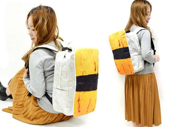 Backpacks Look Like Sushi 3