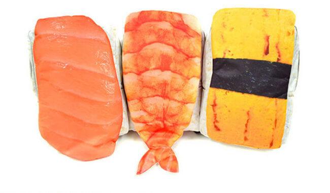 Backpacks Look Like Sushi 2