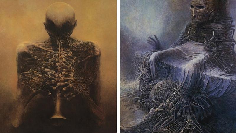 wonderfully disturbing masterpieces created by polish