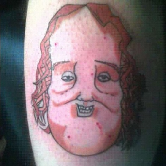 Nastiest tattoos ever so?