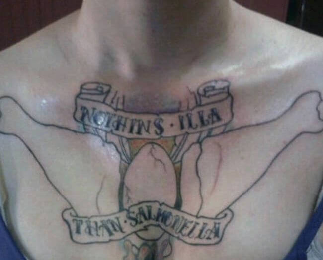 worst tattos ever