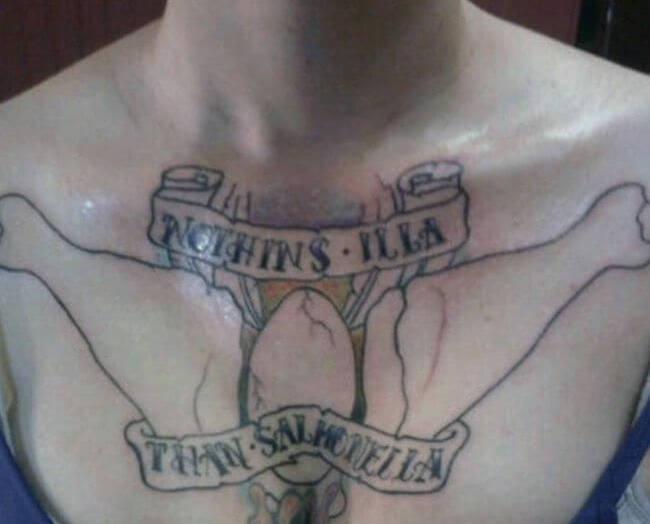 worst tattos ever