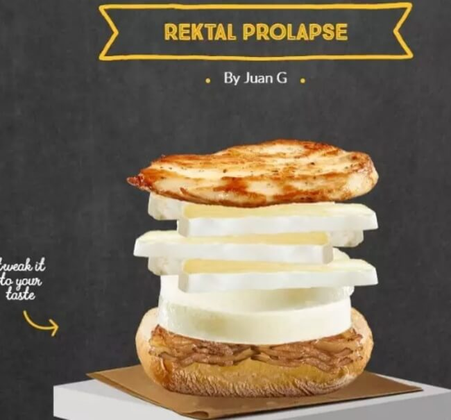 McDonald's let the internet design burgers 9