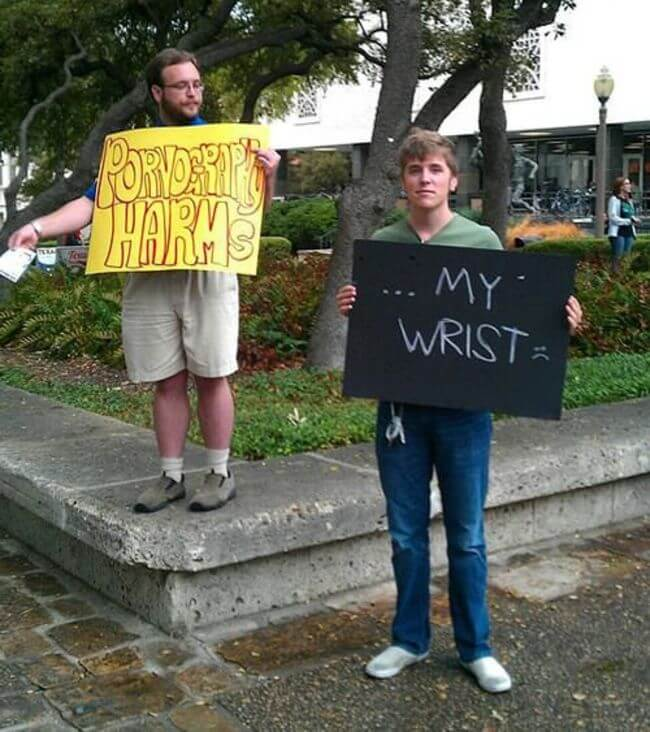 funny protest signs 12