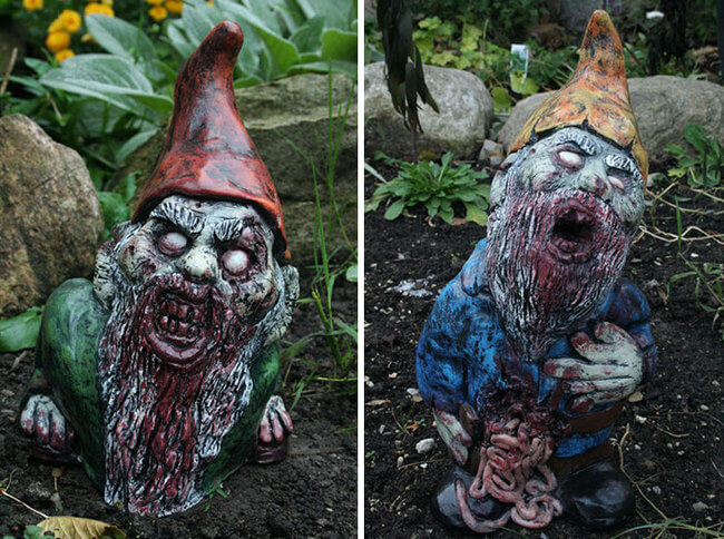 zombie statues 5