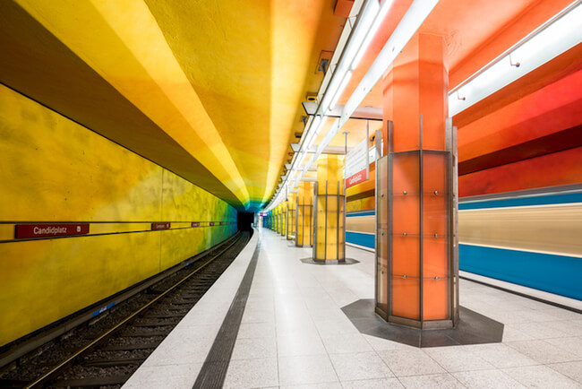 Chris Forsyth Shows Us The Beautiful World Of Subway Systems 1